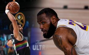 Jamal Murray tỏa sáng đúng lúc, Denver Nuggets chặn đứng cuộc lội ngược dòng thần thánh của Los Angeles Lakers