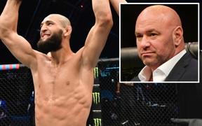 Hiện tượng Khamzat Chimaev được UFC ưu ái sau những màn trình diễn ấn tượng liên tiếp