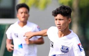 """Nguyễn Thái Quốc Cường: Mê Tuấn Anh, Messi và hành trình vượt qua cái mác """"em họ Công Phượng"""""""