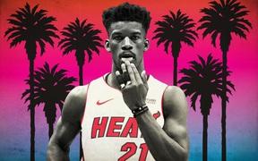 Miami Heat và Jimmy Butler, đơn giản họ sinh ra là để dành cho nhau