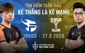 """Cả thế giới hướng về trận siêu kinh điển ĐTDV giữa Team Flash và Saigon Phantom: """"Đã đến lúc tìm ra câu trả lời ADC hay Bâng mới là người xuất sắc hơn"""""""