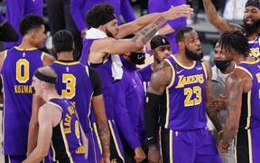 Chấm dứt hành trình kỳ diệu của Denver Nuggets, LeBron James lần thứ 10 bước vào trận chung kết NBA