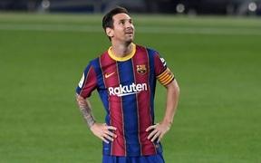 Messi ghi bàn, Barcelona đại thắng trận ra quân La Liga