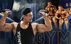 """Đập tan định kiến về gym (phần 1): Tập thể hình tự nhiên không thể làm teo """"cậu nhỏ"""""""