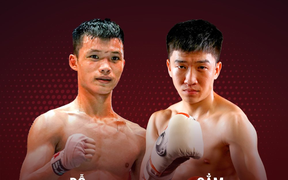"""""""Kẻ Liều Mạng"""" Đỗ Huy Hoàng tiếp tục đối đầu tên tuổi lớn ở sân Boxing"""