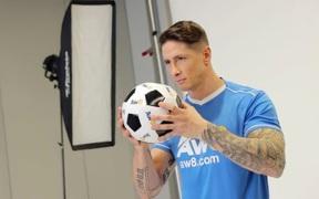 Choáng ngợp với hình ảnh Fernando Torres phiên bản cơ bắp