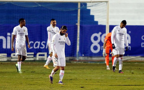 Real Madrid thua sốc đối thủ đến từ giải hạng 3 Tây Ban Nha