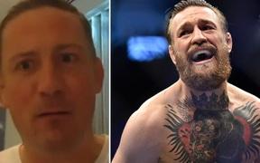 Buột miệng tiết lộ bí mật tập luyện của McGregor khi trả lời phỏng vấn, HLV John Kavanagh vội vã xin cắt sóng