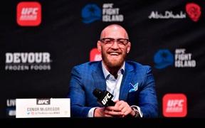 Conor McGregor: Nếu tiếp tục né việc thượng đài, Khabib cần phải bị tước đai vô địch