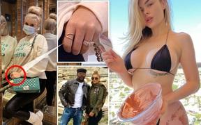 Mayweather được cho đã đính hôn cùng cô nàng vũ nữ, hào phóng tặng bạn gái chiếc nhẫn kim cương khổng lồ