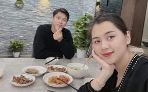 Quế Ngọc Hải về nhà mới, khoe bữa ăn đầu tiên giản dị cùng vợ
