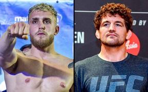 Youtuber Jake Paul đấu boxing cùng cựu võ sĩ UFC Ben Askren vào tháng 4