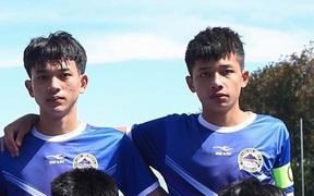 Đội trưởng U19 Phú Yên bị cấm thi đấu vì có biểu hiện tiêu cực ở trận gặp HAGL