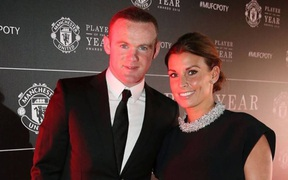 Bà xã Rooney trải lòng về những bê bối tình dục của chồng trong quá khứ