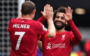 Pha vẩy má đẹp mỹ miều của Salah kiến tạo cho Mane ghi bàn