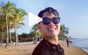 """Lương Xuân Trường """"thèm"""" đi du lịch sau quãng thời gian thi đấu căng thẳng với ĐT Việt Nam"""