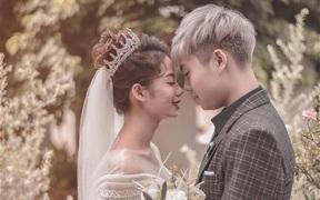 Hotgirl Dancesport Minh Ánh kết hôn với Việt Hưng - Game thủ CF trẻ nhất VN