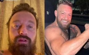 DJ nổi tiếng của Ý tố bị Conor McGregor vô cớ đấm sưng mặt: Tôi sẽ kiện hắn ta