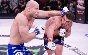 Vadim Nemkov bảo vệ thành công đai Bellator sau chiến thắng áp đảo trước kẻ thách thức Julius Anglickas