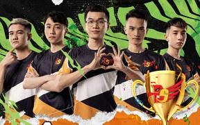 Burst The Sky thống trị Free Fire Việt Nam với chức vô địch VFL mùa Đông 2021