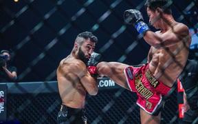 Đội của Giorgio Petrosyan không hài lòng với hành động sau chiến thắng của Superbon: Cậu ấy có phải nhà vô địch?