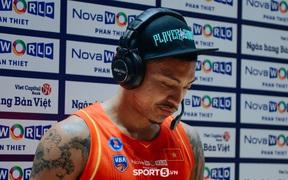 Richard Nguyễn hóa nỗi buồn thành động lực giành MVP trong trận đấu nhiều cảm xúc