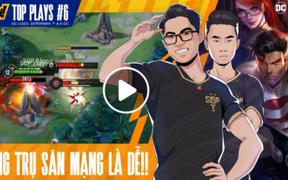 Top 5 highlights tuần 5 ĐTDV mùa Đông 2021: Lai Bâng gieo sầu cho Gấu và XB