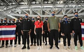 U23 Thái Lan không được treo cờ và hát quốc ca tại vòng loại U23 châu Á 2022