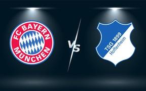 Nhận định, soi kèo, dự đoán Bayern Munich vs Hoffenheim (vòng 9 Bundesliga)