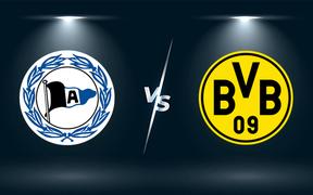 Nhận định, soi kèo, dự đoán Bielefeld vs Dortmund (vòng 9 Bundesliga)