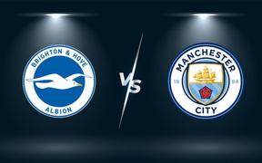 Nhận định, soi kèo, dự đoán Brighton vs Man City (vòng 9 Ngoại hạng Anh)