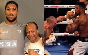 Liệu thầy cũ của Mike Tyson có là cái tên phù hợp để giúp Anthony Joshua phục thù Oleksandr Usyk?