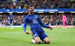 """Trai đẹp Mount lập hat-trick, Chelsea thắng """"hủy diệt"""" 7-0 để bay cao trên ngôi đầu Ngoại hạng Anh"""