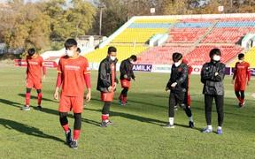 U23 Việt Nam không được tập làm quen sân thi đấu vòng loại U23 châu Á 2022