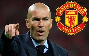 """Giữa bão tin đồn, Zidane """"học tiếng Anh"""" để từ chối MU"""