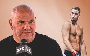 Chủ tịch Dana White xác nhận Nate Diaz còn một trận tại UFC nhưng sẽ không trao cơ hội cho Tony Ferguson