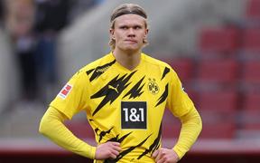 Tin sốc cho Dortmund: Haaland phải nghỉ thi đấu tới hết năm 2021