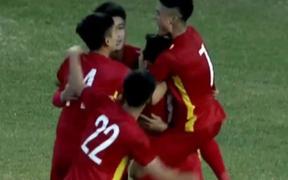 Trực tiếp U23 Việt Nam 1-0 U23 Đài Bắc Trung Hoa: Văn Xuân tỏa sáng, mang về 3 điểm trọn vẹn