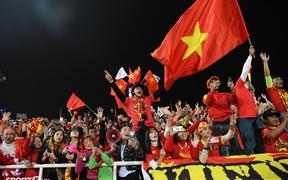 Những điều khán giả cần biết để được vào sân Mỹ Đình cổ vũ đội tuyển Việt Nam
