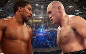 Anthony Joshua muốn được Tyson Fury hỗ trợ để chuẩn bị cho kèo tái đấu cùng Oleksandr Usyk