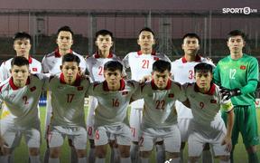 Trực tiếp U23 Việt Nam vs U23 Đài Bắc Trung Hoa: Bắt đầu hành trình