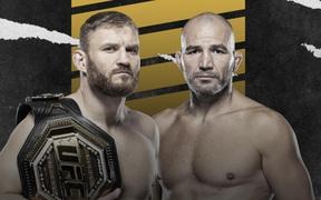 Những điểm nhấn tại UFC 267: Hai kèo tranh đai, sự xuất hiện của Makhachev và Chimaev