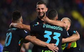 Alexis Sanchez và Lautaro Martinez kiến tạo, Inter Milan thắng dễ Empoli