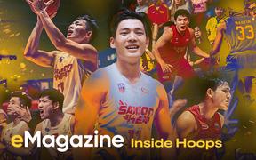 Võ Kim Bản và hành trình từ thằng nhóc quậy phá, ham chơi đến ngôi sao bóng rổ
