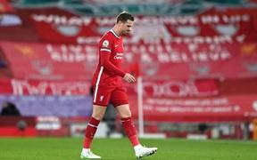Thua trắng đại kình địch, Liverpool tái lập thảm họa trên sân nhà sau 98 năm