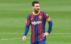 Messi ghi bàn, Barca vẫn ôm hận trước tân binh