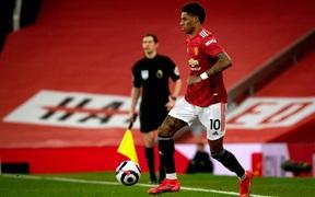 Chấm điểm cầu thủ MU vs Newcastle: Rashford rực sáng