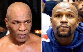"""Mike Tyson khẳng định Floyd Mayweather không phải tay đấm hay nhất lịch sử, chỉ ra 2 VĐV khác có thành tích """"khủng"""" hơn"""