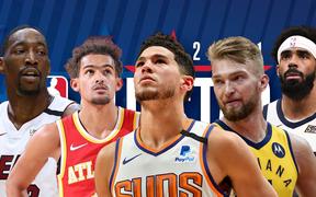 Những sự vắng mặt đáng tiếc nhất trong danh sách NBA All Star 2021
