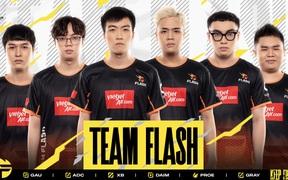 """Khai mạc ĐTDV mùa xuân 2021: SGP thể hiện phong thái """"nhà vua"""", Team Flash lội ngược dòng ấn tượng"""